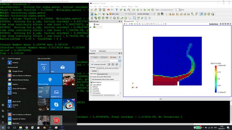 Installing in Windows 10 by Jozsef Nagy - OpenFOAM Wiki